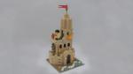 LEGO Ideas Seaside Contest 06 The Ultimate Sandcastle