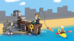 LEGO Ideas Seaside Contest 07 Down By The Docks