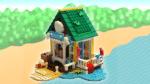 LEGO Ideas Seaside Contest 08 Sallys Seaside Seashell Shop