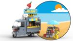 LEGO Ideas Seaside Contest 11 Slush Mobile Kiosk