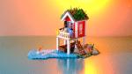 LEGO Ideas Seaside Contest 12 Far North Fishing