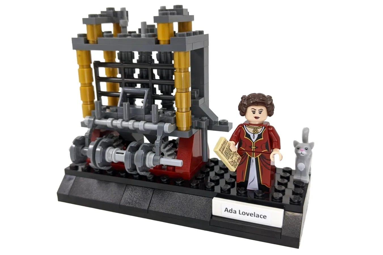 LEGO Ideas Woman Of Computing (2)