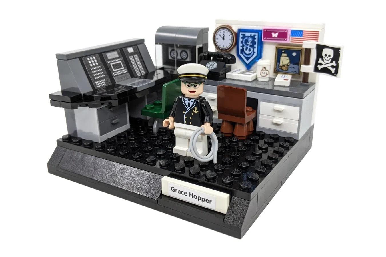 LEGO Ideas Woman Of Computing (5)