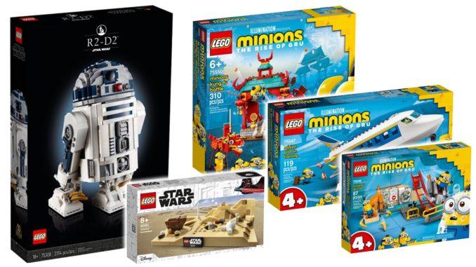 LEGO Neuheiten Mai 2021