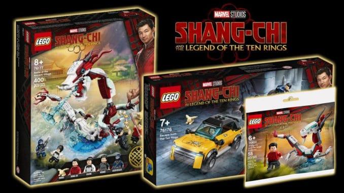LEGO Shang Chi Polybag Titelbild