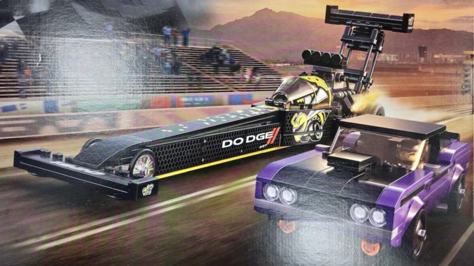 LEGO Speed Champions 76904 Dodge Doppelpack