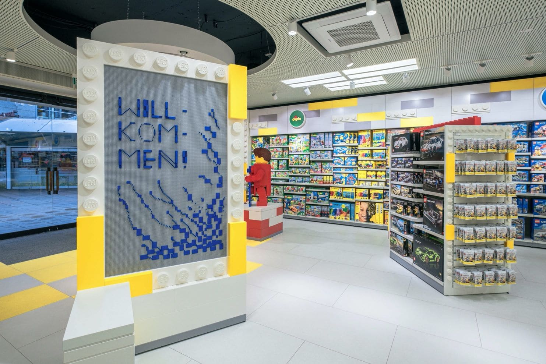 LEGO Store Stuttgart Eröffnung 1