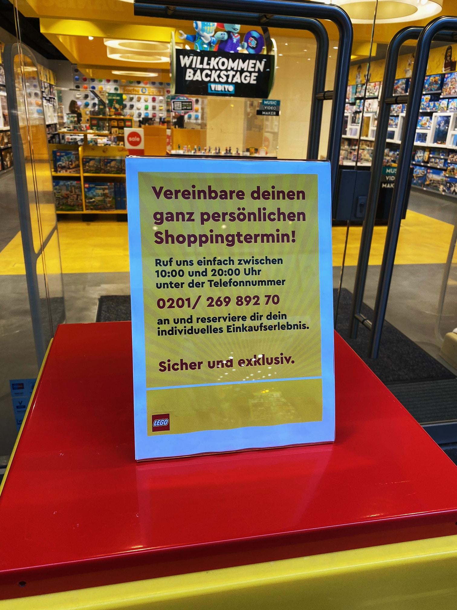LEGO Store Termin Shopping Corona (5)