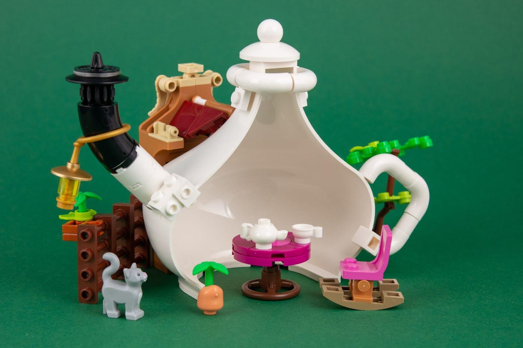 LEGO Teekannen Haus 05