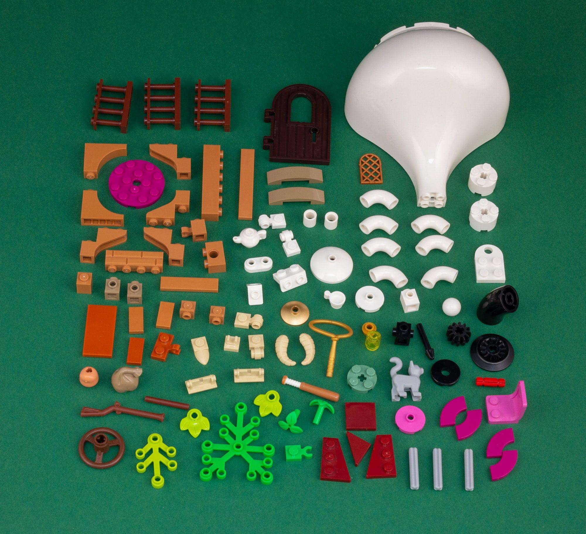 LEGO Teekannen Haus 09