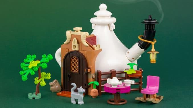 LEGO Teekannen Haus Titelbild