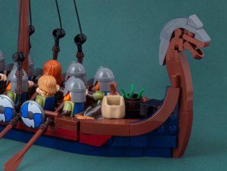 LEGO Wikinger LEGO Ideas01
