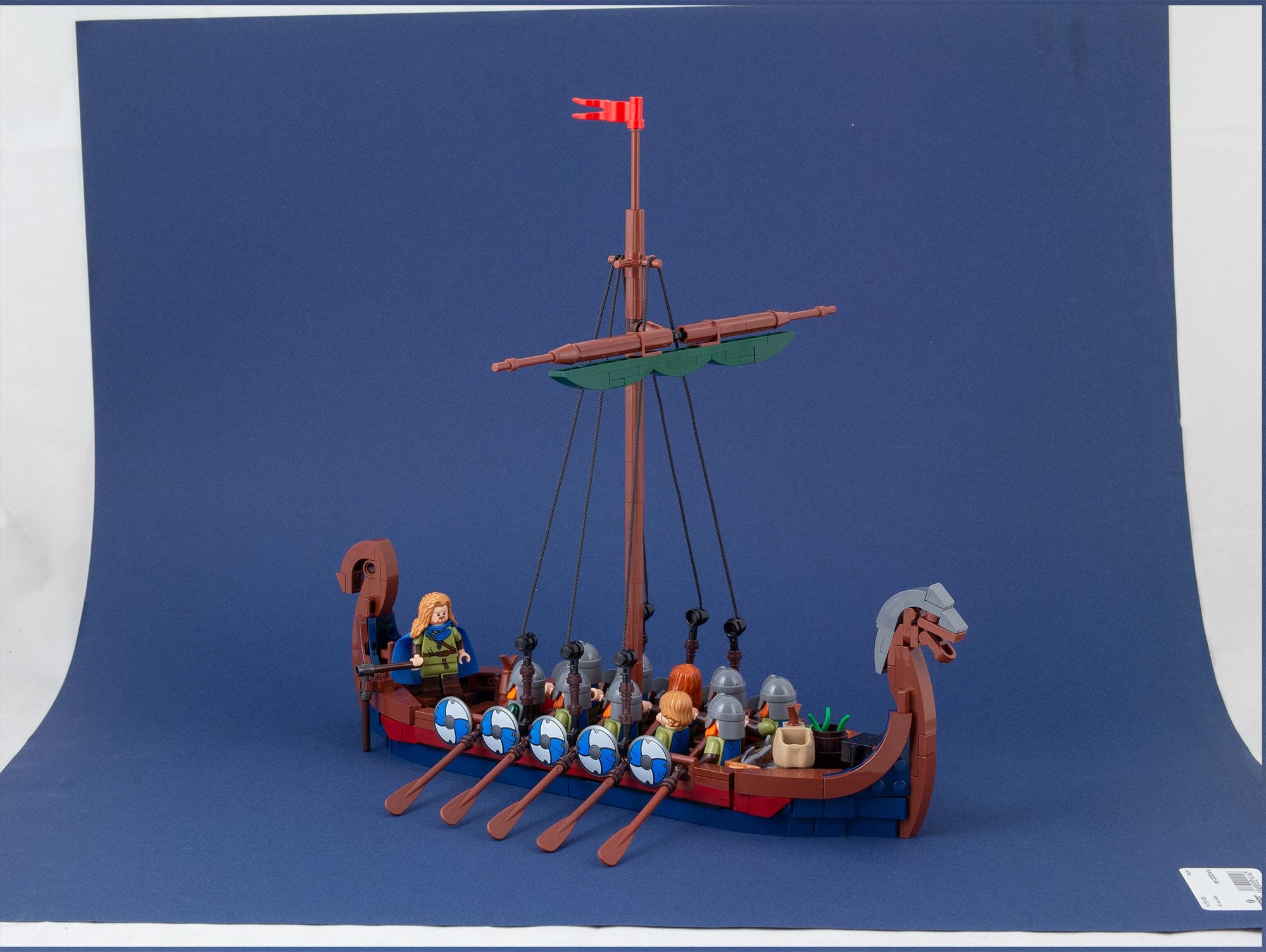 Vikingship Vergleich 02