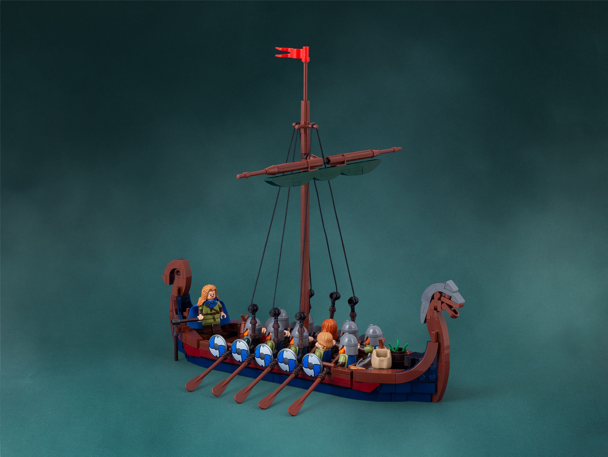 Vikingship Vergleich
