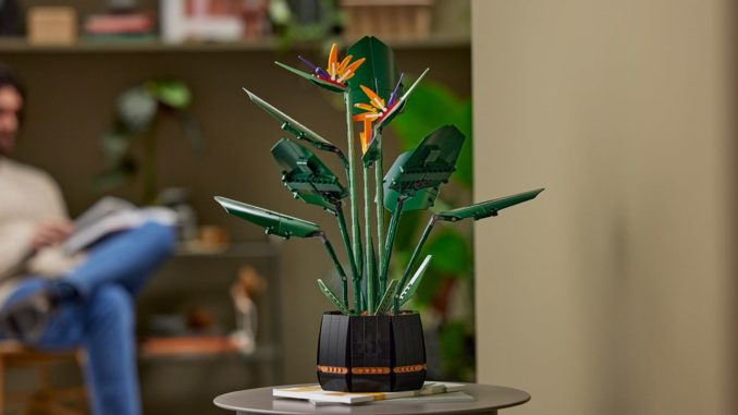 LEGO 10289 Bird Of Paradise Kopie