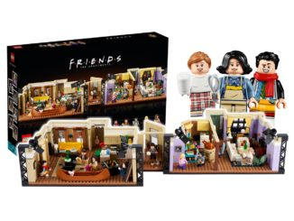 LEGO 10292 Friends Apartments Titelbild