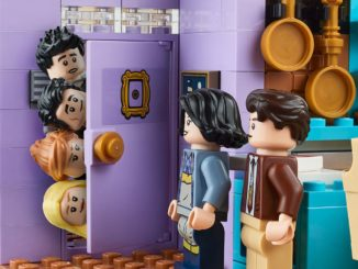 LEGO 10292 Friends Monicas Und Rachels Apartment