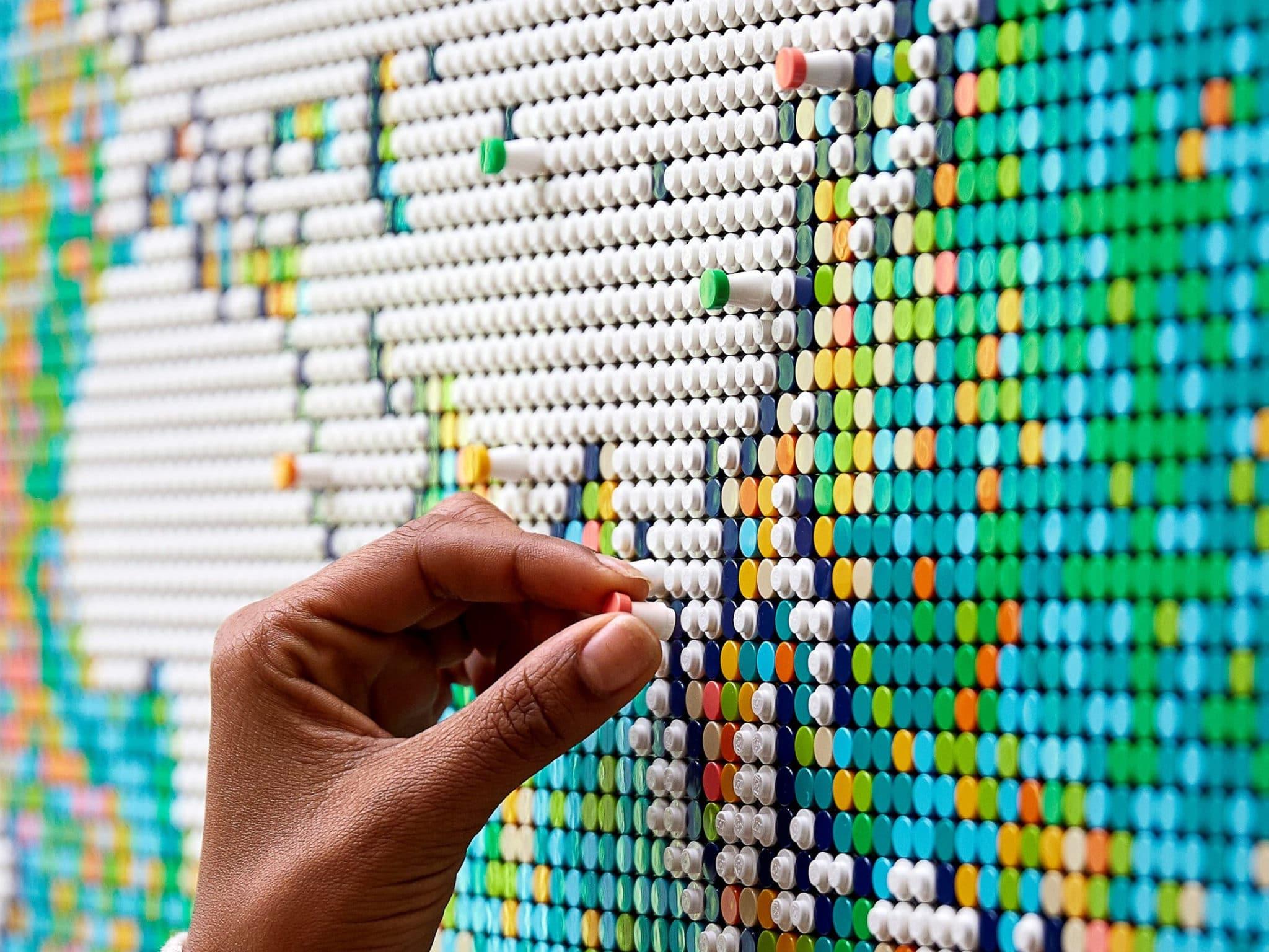 LEGO 31203 Weltkarte Detail 01