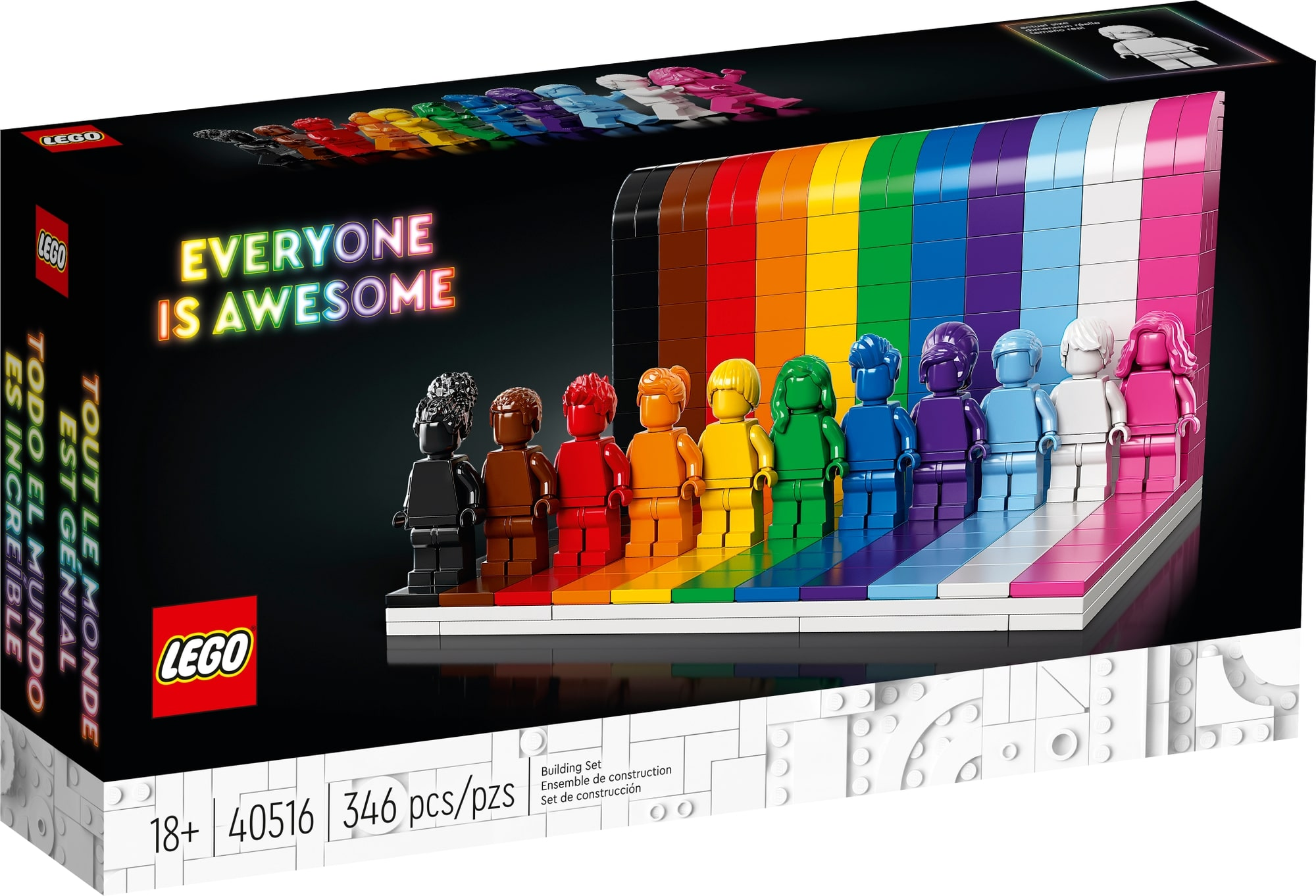 LEGO 40516 Everyone Is Awesome (2)