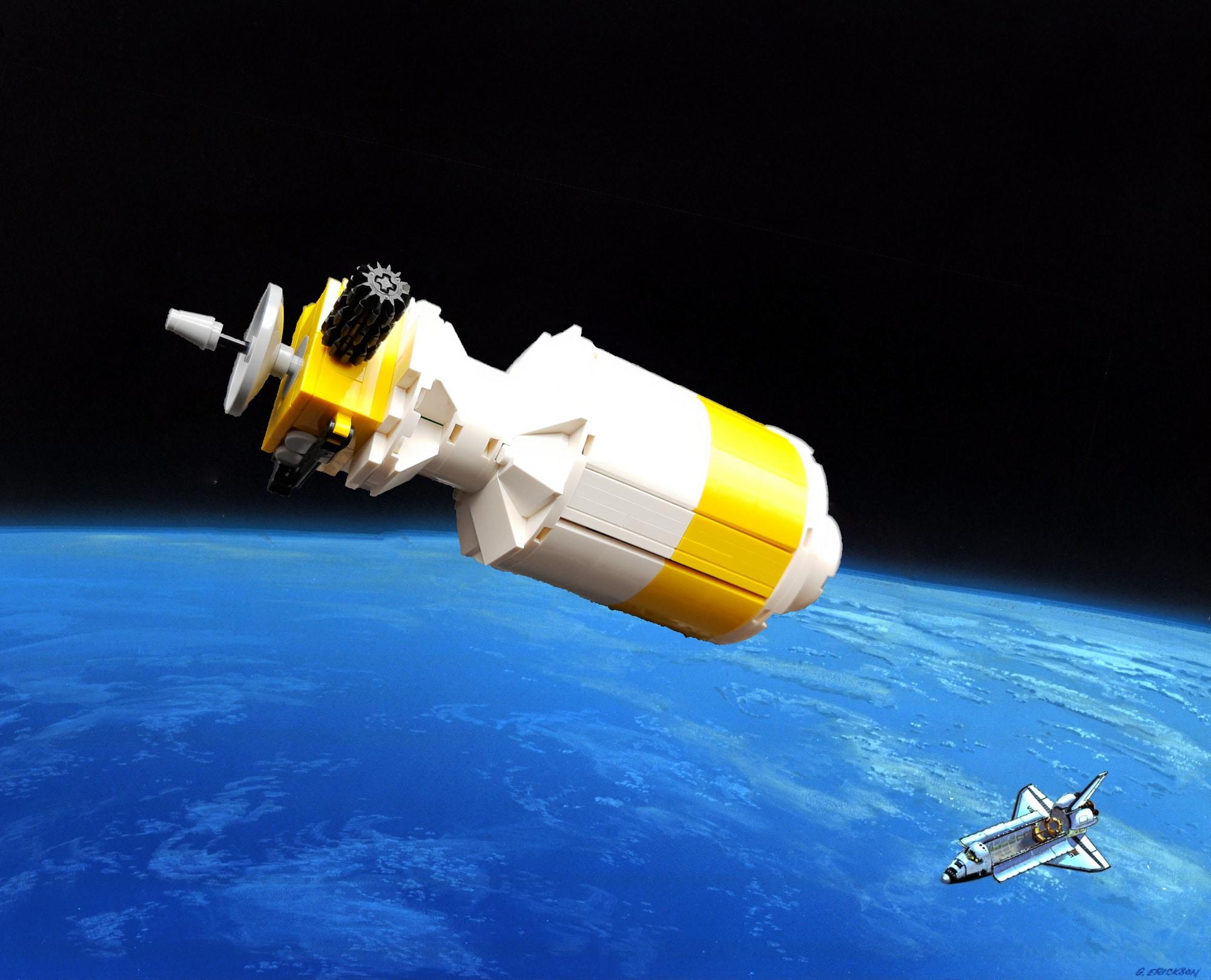 LEGO 5006744 Ulysses Im All