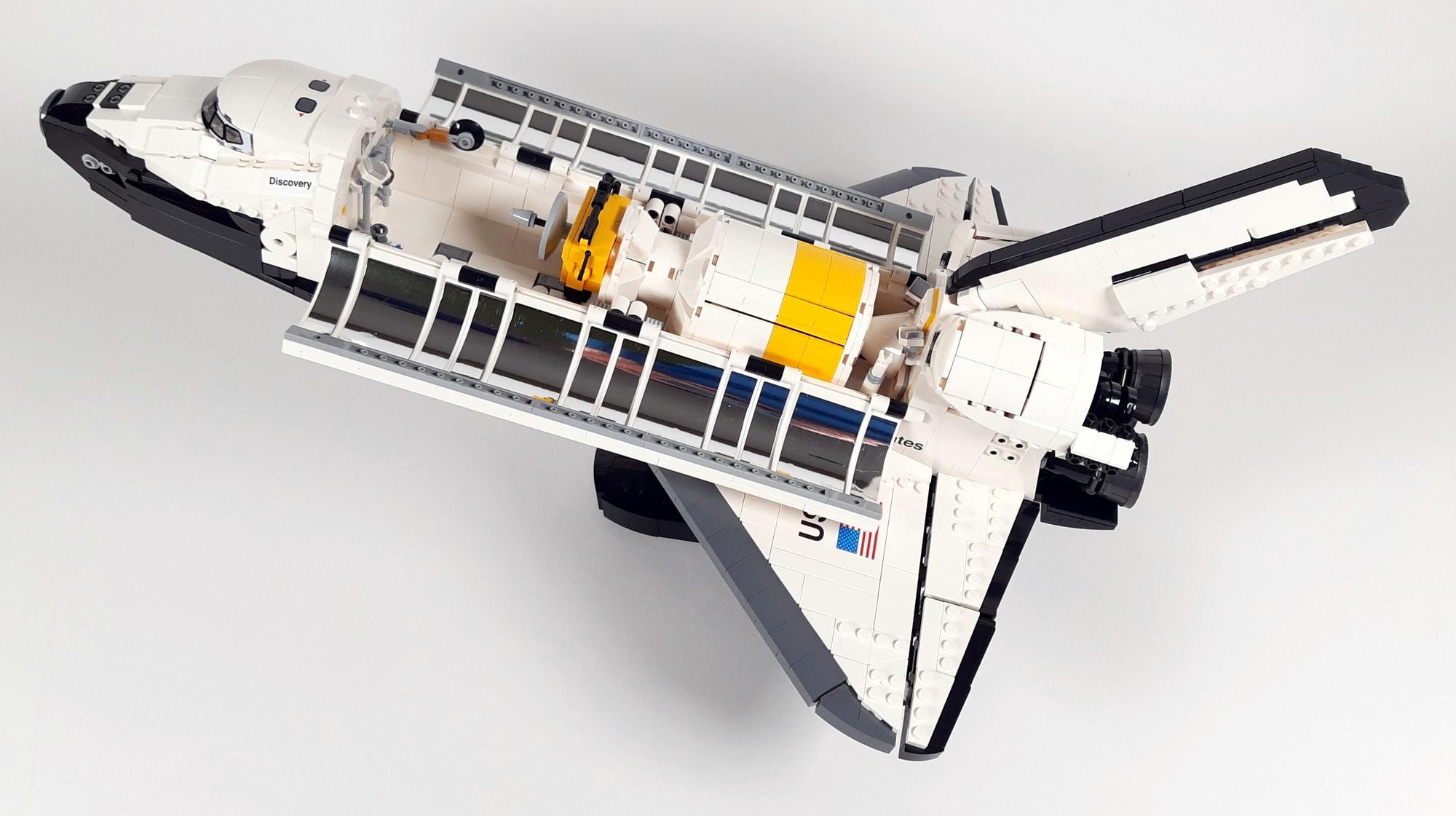 LEGO 5006744 Ulysses Im Shuttle 1