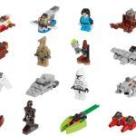 LEGO 75023 Star Wars Adventskelander 2013