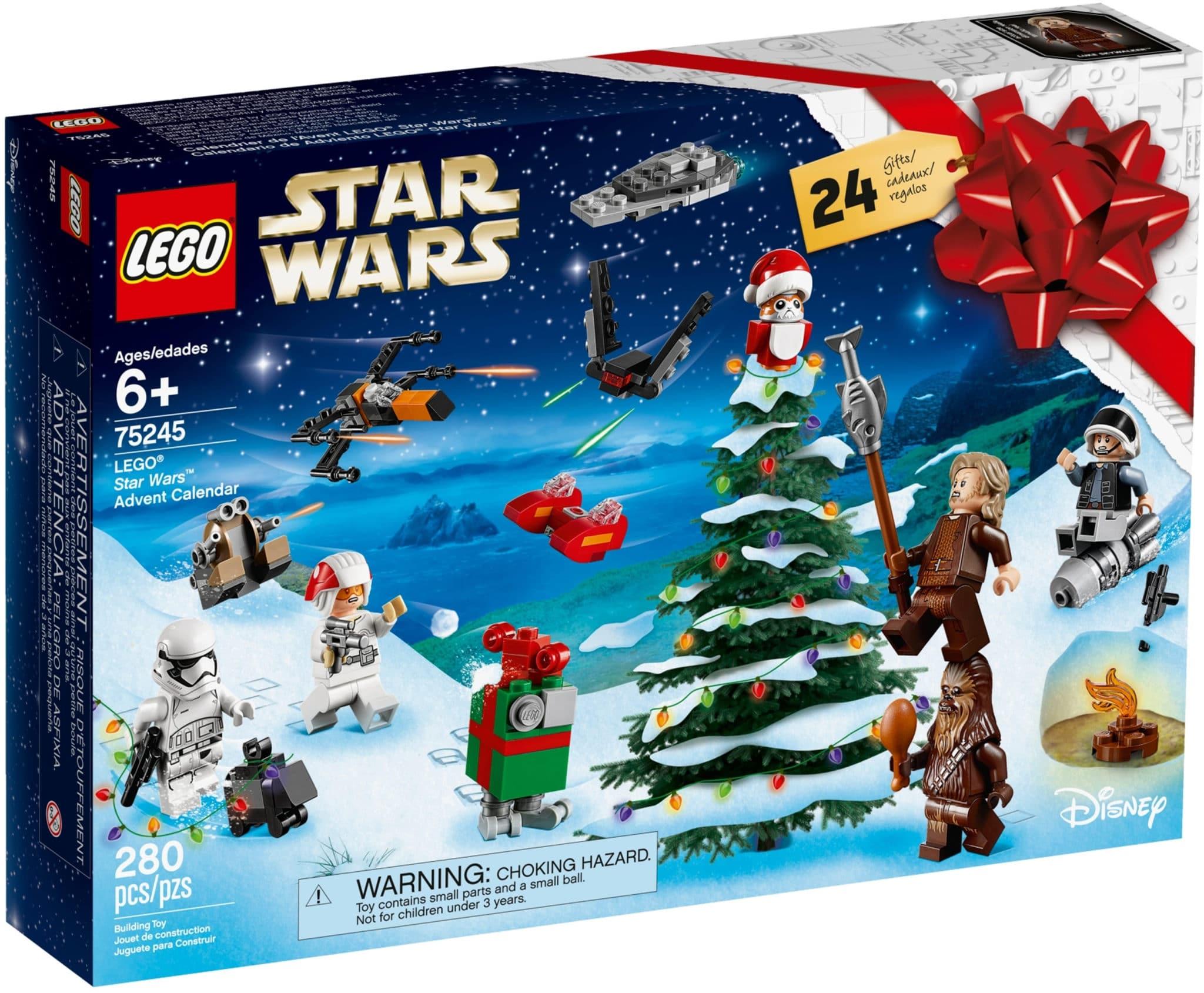 LEGO 75245 Star Wars Adventskalender 2019