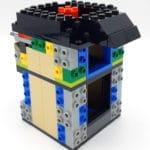 LEGO 75274 Tie Fighter Pilot Helm Bauabschnitt 1 1