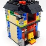 LEGO 75274 Tie Fighter Pilot Helm Bauabschnitt 1 2