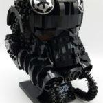 LEGO 75274 Tie Fighter Pilot Helm Bauabschnitt 6 1