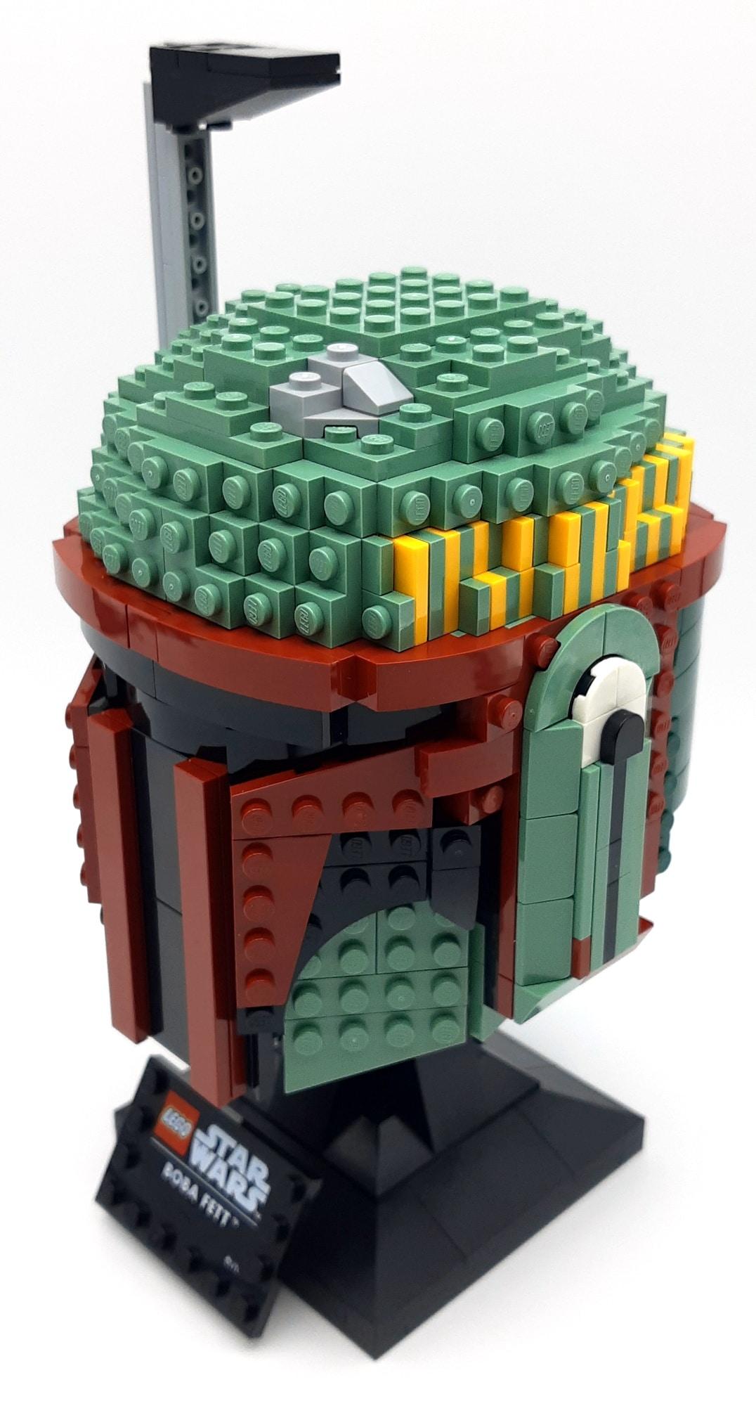 LEGO 75277 Boba Fett Helm 2