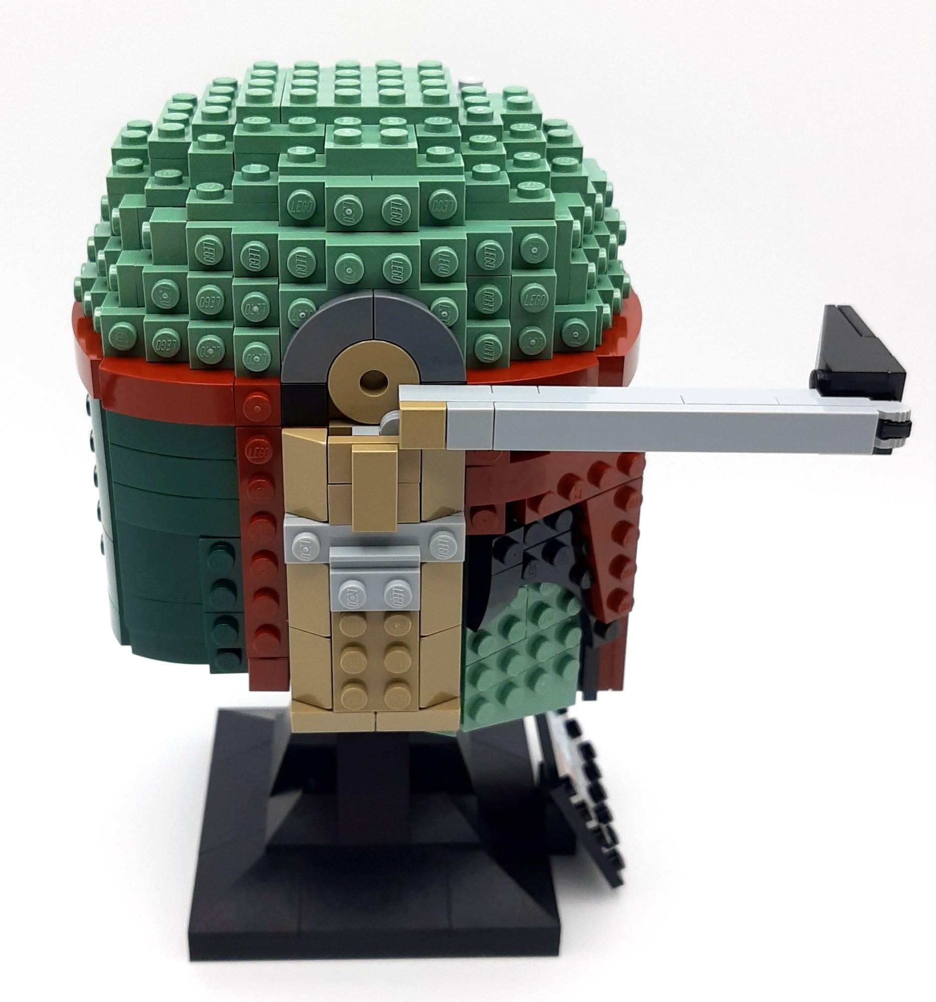 LEGO 75277 Boba Fett Helm 4