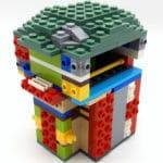 LEGO 75277 Boba Fett Helm Bauabschnitt 1 1