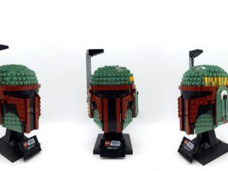 LEGO 75277 Boba Fett Helm Titel