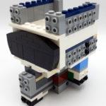 LEGO 75305 Scout Trooper Helm Bauabschnitt 1 1