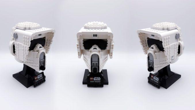 LEGO 75305 Scout Trooper Helm Titel