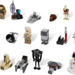 LEGO 9509 Star Wars Adventskalender 2012