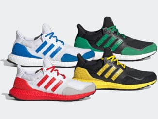 LEGO Adidas Ultra Boost Color Pack