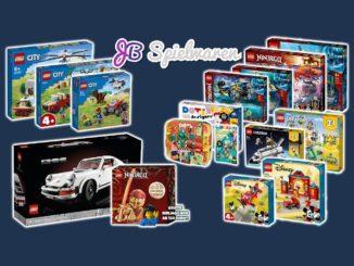 LEGO Aktionen Jb Spielwaren Juni Vorbestellungen