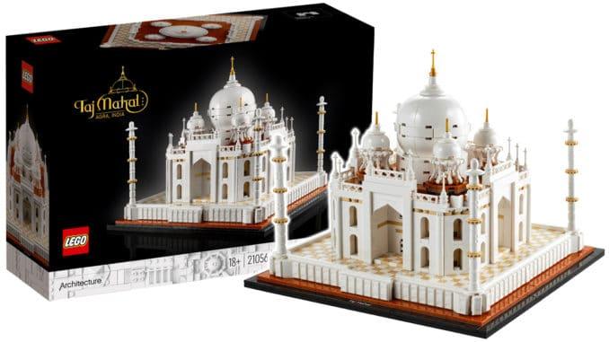 LEGO Architecture 21056 Taj Mahal Titel