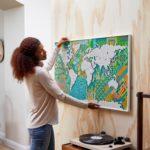 LEGO Art 31203 Weltkarte 15