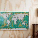 LEGO Art 31203 Weltkarte 17