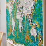 LEGO Art 31203 Weltkarte 21