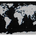LEGO Art 31203 Weltkarte 4