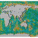 LEGO Art 31203 Weltkarte 6