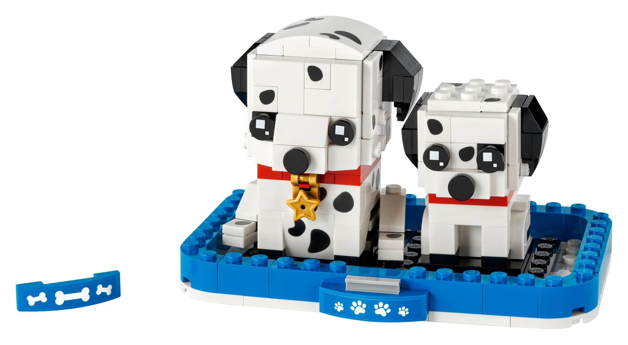 LEGO Brickheadz 40479 Dalmatiner 1