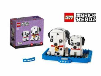 LEGO Brickheadz 40479 Titelbild