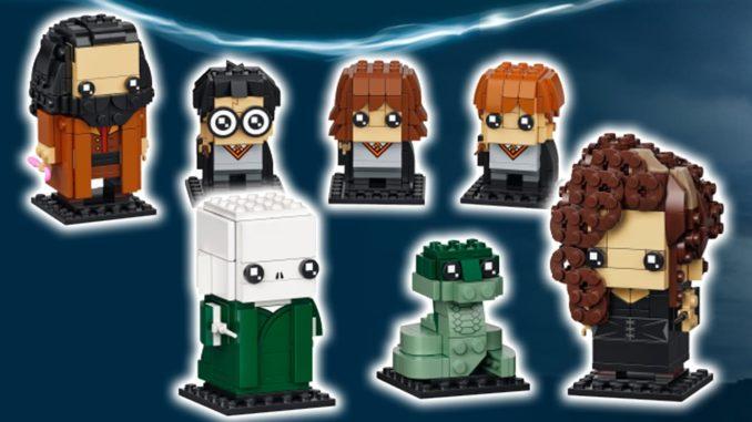 LEGO Brickheadz 40495 40496 Titel