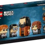 LEGO Brickheadz 40495 Harry, Hermine, Ron & Hagrid 3