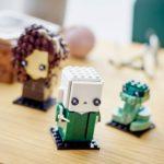 LEGO Brickheadz 40496 Voldemort Nagini Bellatrix (4)